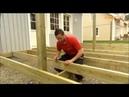 Терраса к дому по Шведски Пошагово и подробно YouTube