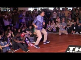 IBE 2013 Day 2 || Final HipHop || ... Vs Kevin Paradox (The-Alchemists) || IBE x MrOfColors