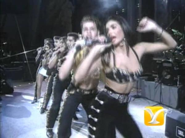 Garibaldi Bailables Festival de Viña 1993