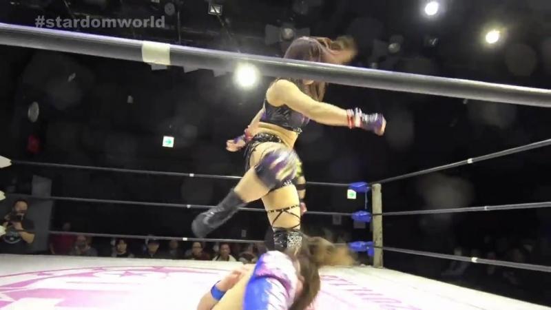 [My1] Стардом: Хироми Мимура, Конами против Кьюенс Квест