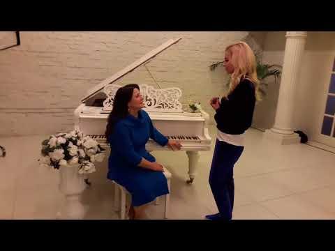 Ніна і Тоня Матвієнко співають пісню О милий мій Унікальне відео