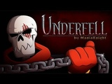 Dark Matter Plays Underfell-By ManiaKnight (No Commentary)