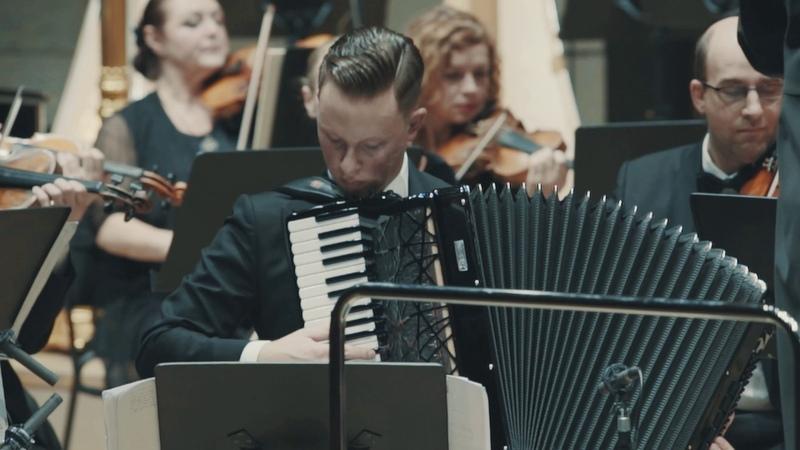 Václav Trojan Fairy Tales, A Concerto for Accordion (excerpts)