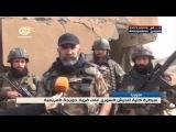 الجيش السوري بقيادة العميدعصام زهر الدين &#16