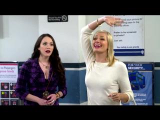 Две разорившиеся девочки \ Две девицы на мели \ 2 Broke Girls - 6 сезон 6 серия Промо And the Rom-Commie (HD)