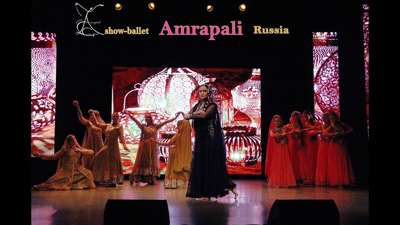 AMRAPALI Leena Goel Neela Aasman So Gaya semi classic kathak dance
