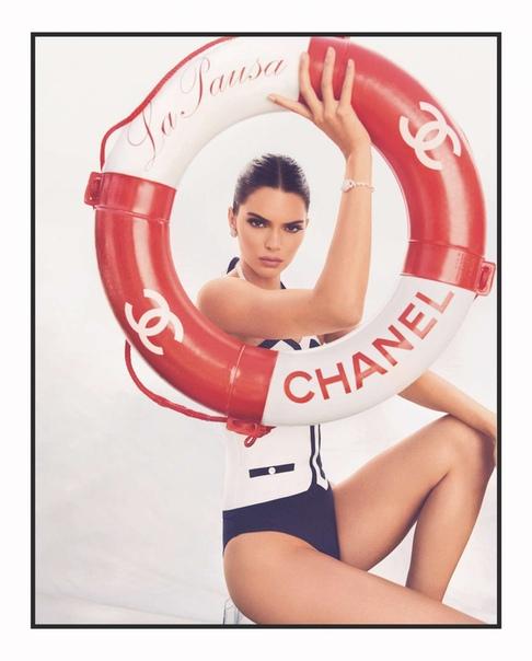 Kendall Jenner Chaos SixtyNine Poster Book by Danielle Levitt 2018