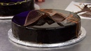 How To Make Perfect Chocolate Mirror Glaze - Miroir Tempering