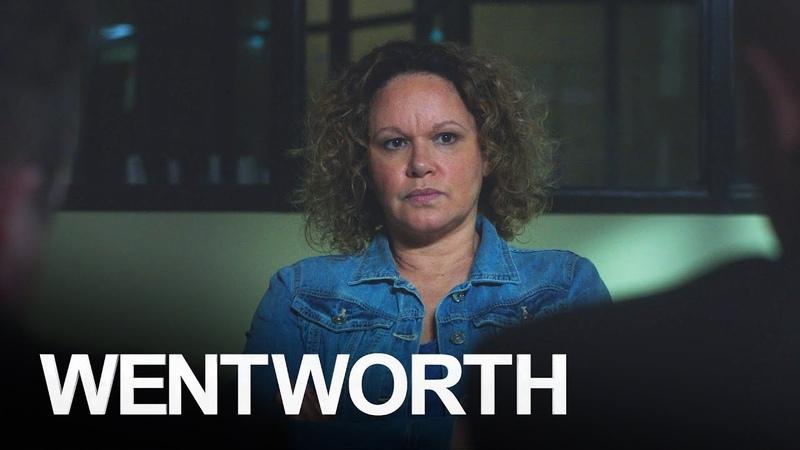 Wentworth Season 6 Episode 5 Clip: Rita's True Identity Is Revealed | Foxtel
