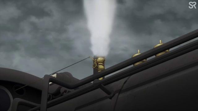 озвучка 05 Небесные Волки Сириус Егерь Tenrou Sirius the Jaeger 05 серия Озвучка BaSiLL Anesiya SR