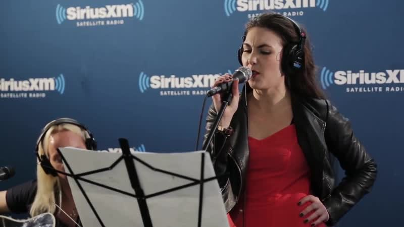 Amaranthe Drop Dead Cynical Acoustic Live @ SiriusXM 07 06 15