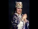 Muhabbat Shamayeva - Bukharan Wedding Song - מהבת שמיוה