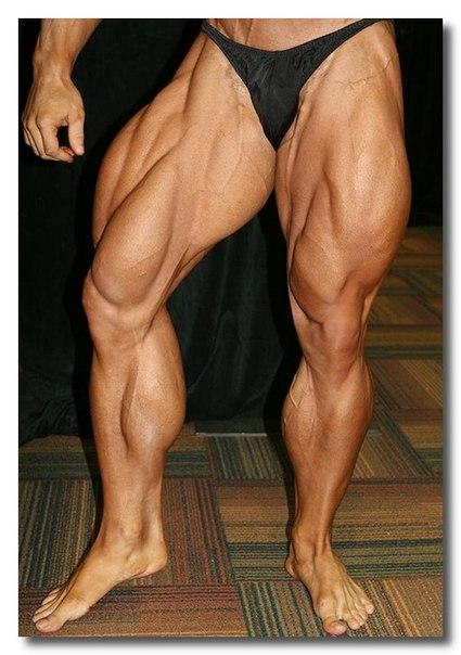 Рельефные ноги как сделать