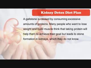 Best Kidney Detox Diet Plan to Cleanse Kidneys Naturally