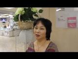 Отзыв о занятиях йогой со Светланой Чирко , говорит Надежда Ким из Южной Кореи