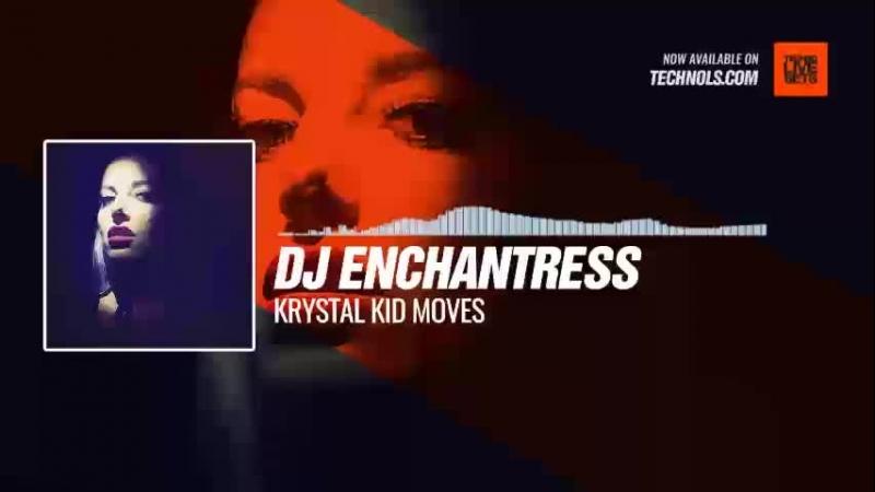 Techno music with @djEnchantress Krystal Kid Moves Periscope
