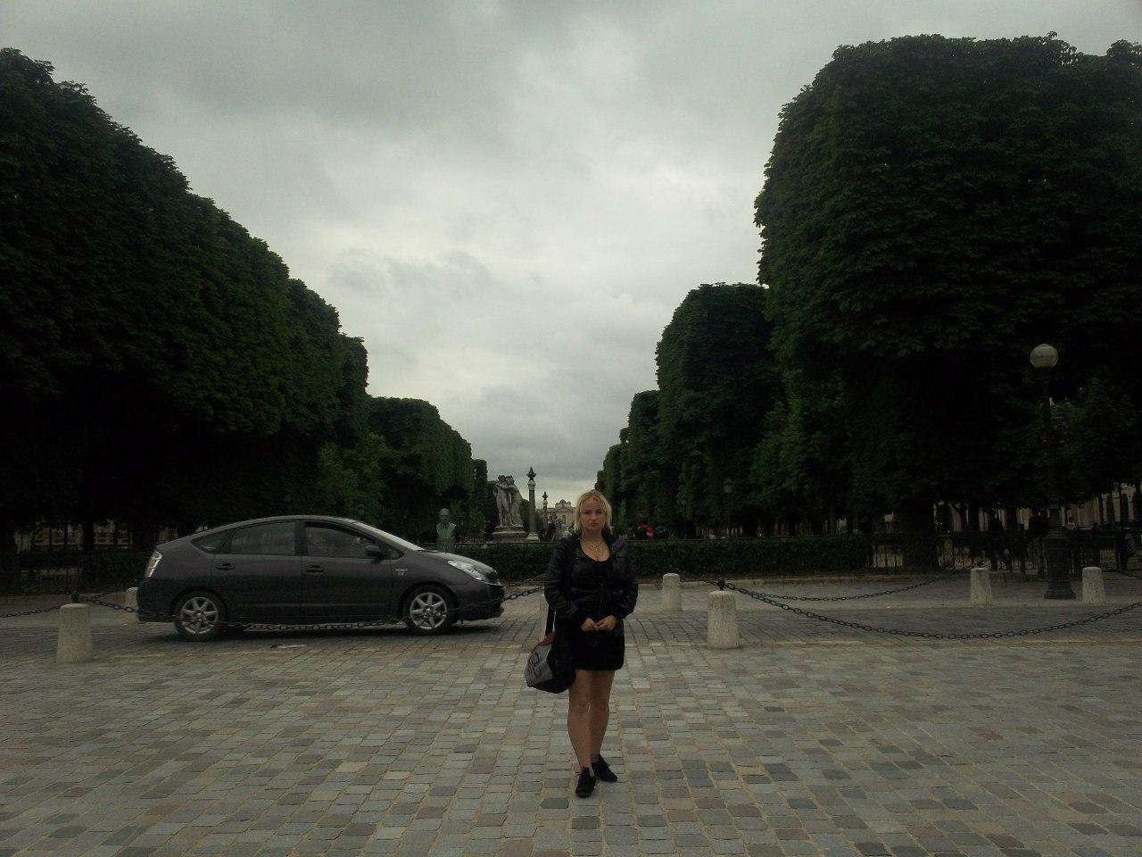 Елена Руденко. Франция. Париж. 2013 г. июнь. 94SaBkVJRzA