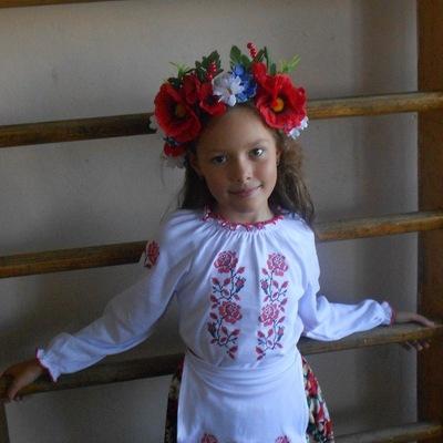 Иришка Серикова, 9 апреля 1999, Донецк, id221548791