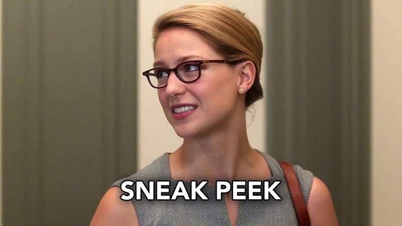 Supergirl 4x01 Sneak Peek 2 The American Alien HD Moves to Sundays