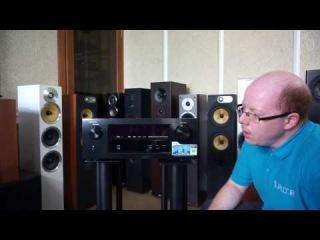 AV-ресивер DENON AVR X2000