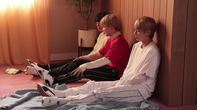 180326 PUMA TURIN - MADE BY BTS Behind the Scenes
