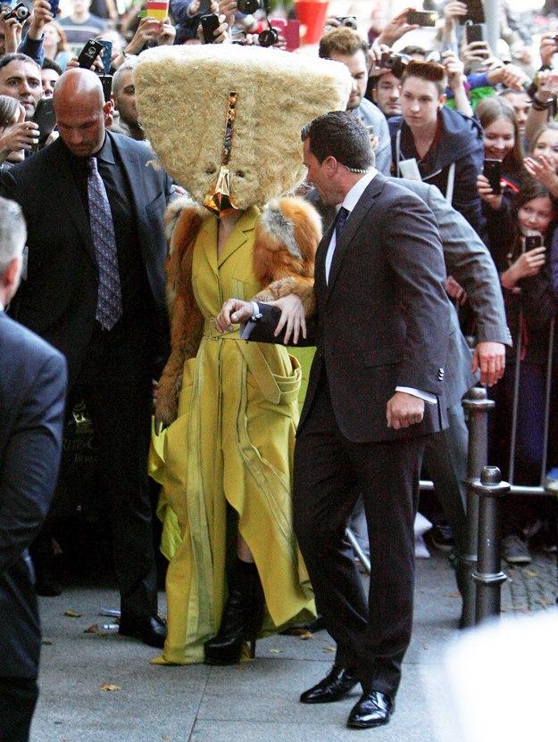 Новая Гага