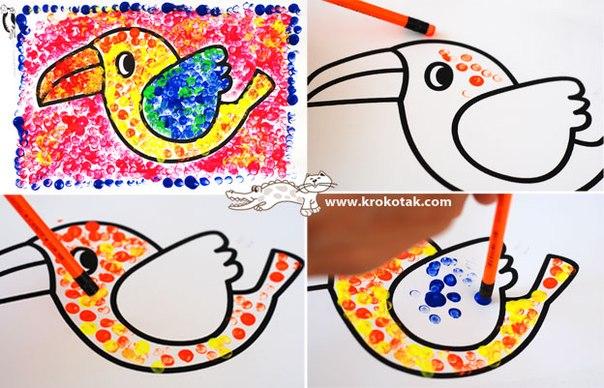 Как сделать точечный рисунок картинкой