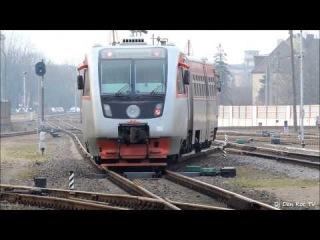 Train Klaipeda - Radviliskis