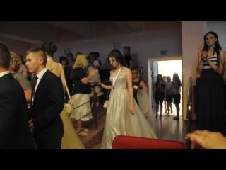 Медалисты ЛГЭЛИ 2018 - Кравцова Валерия, Евсюкова София и Коваленко Лисана