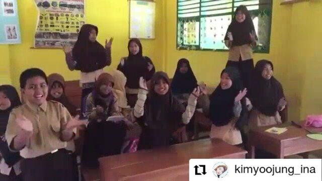 """Κⅰⅿ Υσσ Jυηg 김유정 FαiRγ 🐙 on Instagram: """"❤ . . they are too cute 😙😙😙😙😙😄😄😄😄😄 . . Repost @kimyoojung_ina • • • Kim Yoo Jung @you_r_love Indonesia Ad..."""