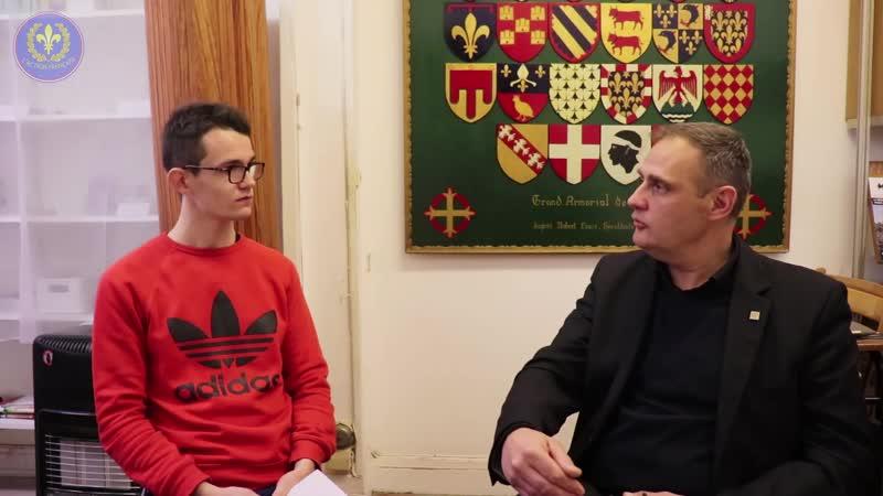 L' Action Française interroge Yvan Bénédetti sur l'actualité nationaliste