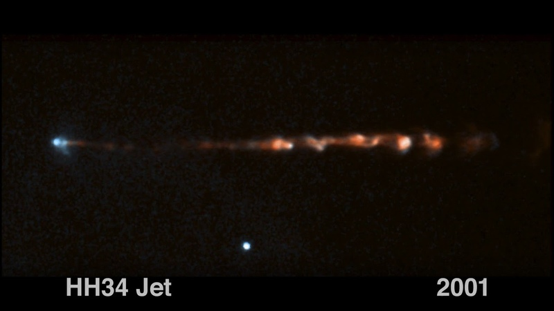 NASA's Webb Telescope Will Investigate Cosmic Jets From Young Stars