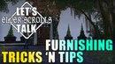 ESO Furnishing Tricks n Tips