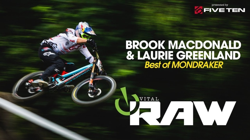 Brook MacDonald, Laurie Greenland - MONDRAKER BEST OF VITAL RAW 2018