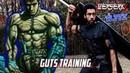 Guts Training Routine | Berserk Tough Like The Toonz: EP 36