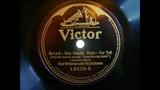 Paul Whiteman - Ka Lu La - Blue Danube Blues - Fox Trot - 1. Oktober 1921