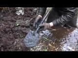 Автомат в руках у погибшего сержанта Раскопки Второй мировой N 65 _ Searching re
