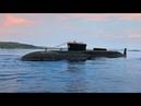 "K 535 'ЮРИЙ ДОЛГОРУКИЙ' Russian Nuclear Submarine Yuri Dolgoruky"" Sub Sea Launch Four Bulava"""
