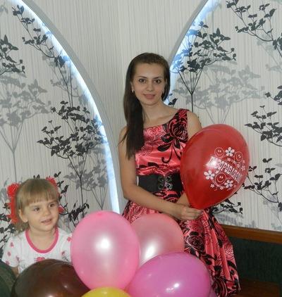 Ольга Татаренко, 24 июля 1987, Пенза, id53175555