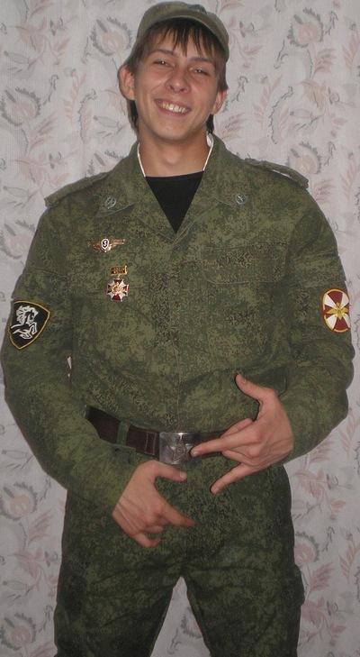 Серёга Овчинников, 9 октября , Пермь, id50580285