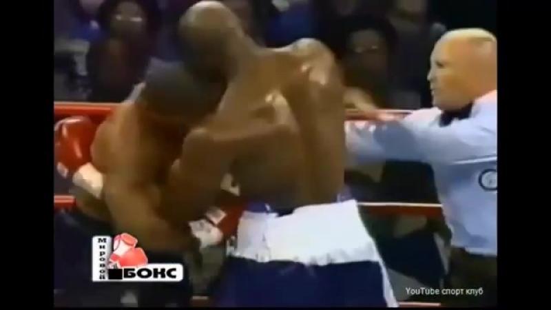 Майк Тайсон vs Эвандер Холифилд (полный бой) [28.06.1997]