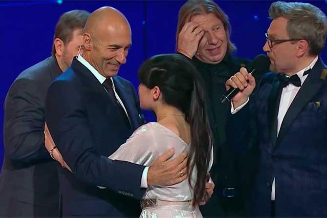 Диана Анкудинова победитель «Ты супер!» 2018, последнее выступление