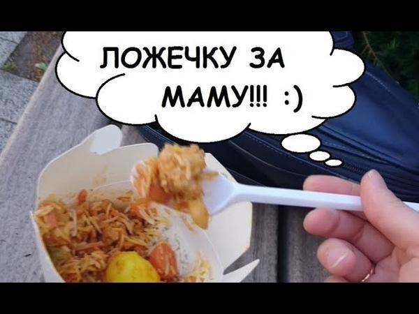 УТКИ МУТАНТЫ ПАРКУР и РИСИК гуляем по ГАМБУРГУ ^^