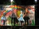 Bolero de Ravel Ballet,Russian-Italian Show Noi siamo il mondo,Sanremo,July 16,