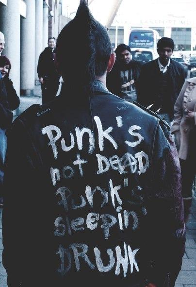 анархия музыка: