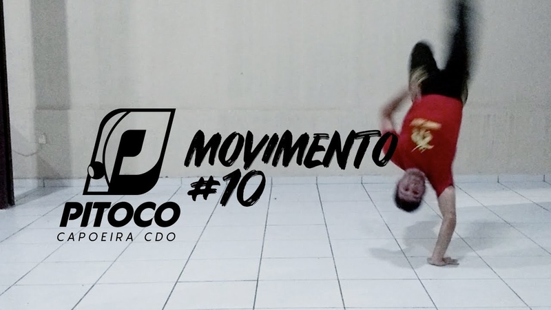Capoeira - Movimento Pitoco CDO 10
