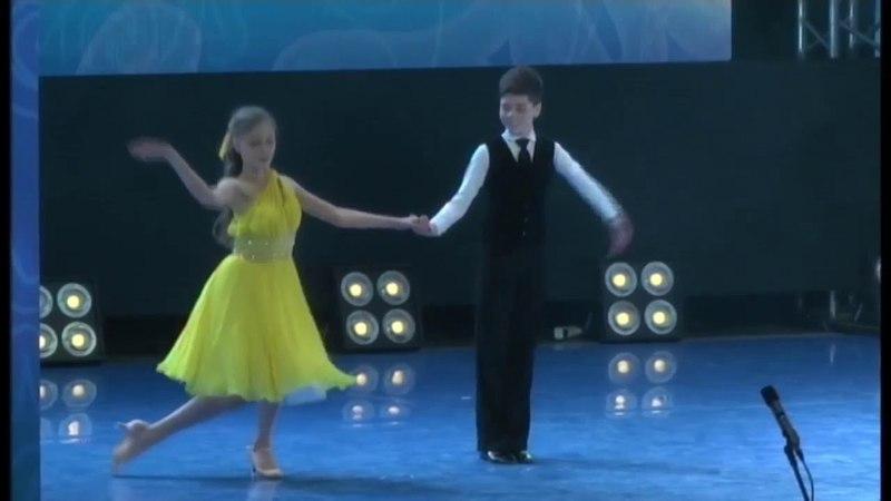 Павел Пушин и Софья Платинская (Сосногорск)