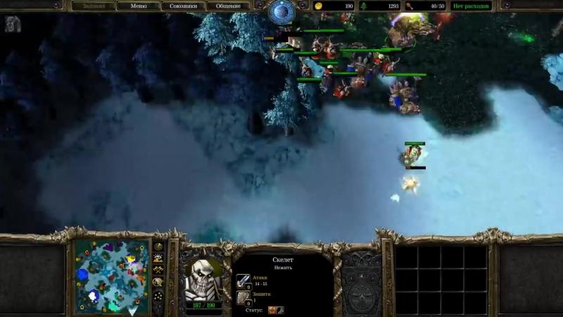 [2kxaoc] Турнир 3х3 по Warcraft 3!