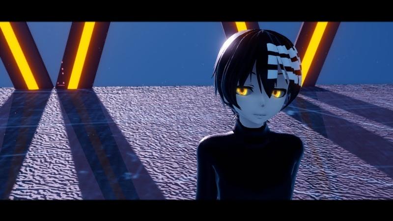 【MMD x Soul Eater】シュガーヘイト (Short ver.)『Death The Kid | Model test』