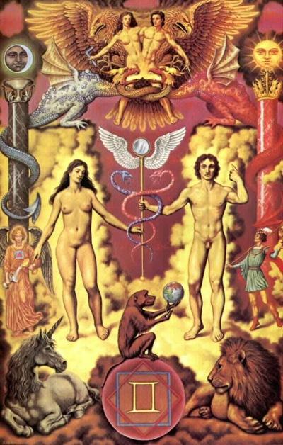 Алхимия сексуальной энергии